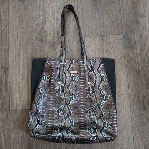 Mary Kay Snake Skin Tote Bag